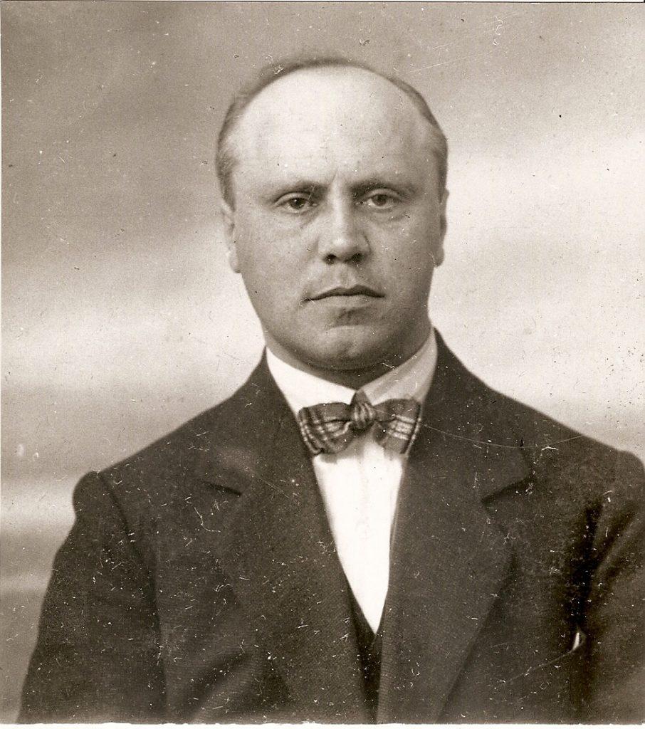 Willem de Mérode - 1922 (34 jaar)