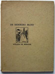 De Donkere Bloei 1926 - omslag