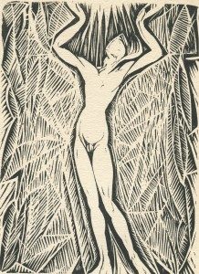 Ganymedes illustratie Johan Dijkstra  - 1924