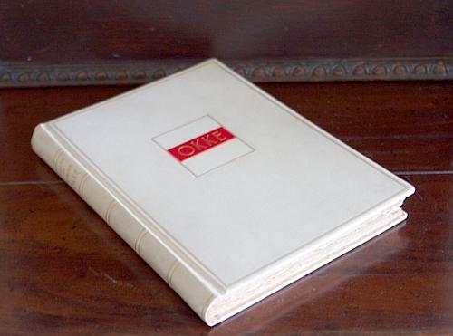 Het boek Okke