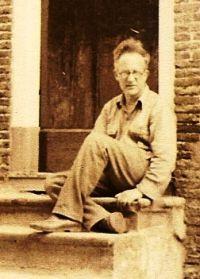 Jan van der Leeuw in Sint Anna ter Muiden