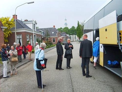 Instap Spijk Keuning-tocht, foto Hans Werkman