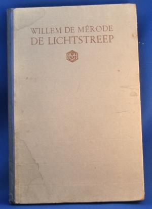 Boekomslag De Lichtstreep Willem de Mérode
