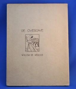 WdM De Overgave - 1919