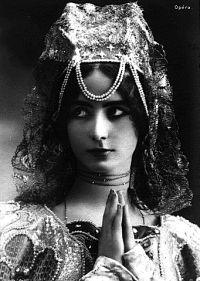 Cléo de Mérode, balletdanseres