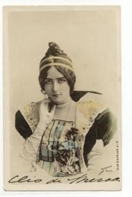 Cleo de Mérode, 'oorloze kop'