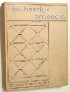 Het Heerlijk Ambacht - Callenbach 1935