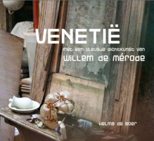 Cover Venetië met een vleugje dichtkunst van Willem de Mérode