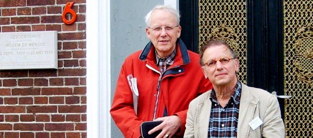 Hans Werkman en Willem Jan Otten
