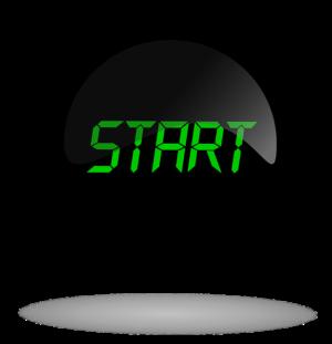 startknop