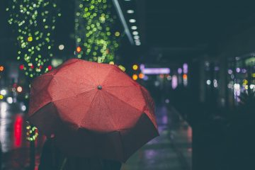 paraplu, regen